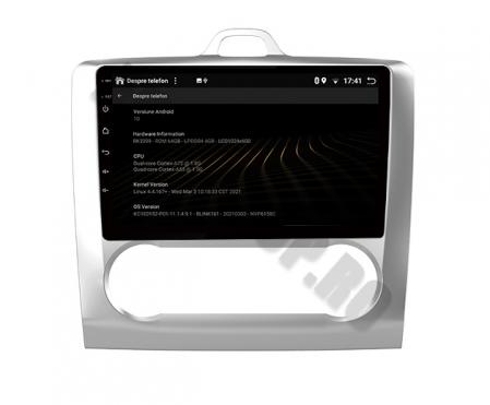 Navigatie Android Ford Focus AC PX6   AutoDrop.ro [5]