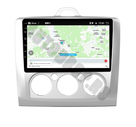 Navigatie Android Ford Focus Manual PX6 | AutoDrop.ro [15]