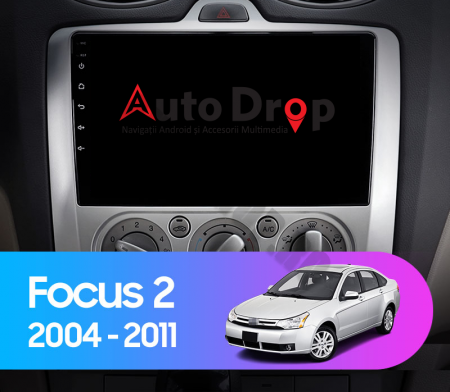 Navigatie Android Ford Focus Manual PX6 | AutoDrop.ro [18]