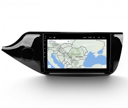 Navigatie Kia CEED (2012-2018), Android 9.1, QUADCORE|MTK| / 1GB RAM + 16GB ROM, 9 Inch - AD-BGPCEED12MTK8