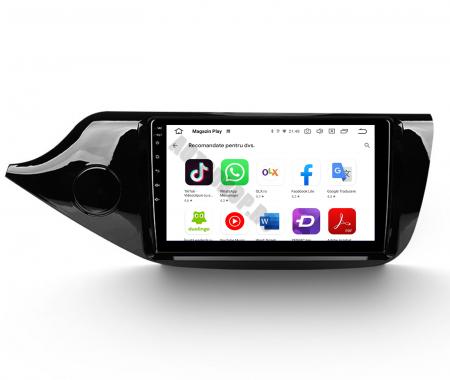 Navigatie Kia CEED (2012-2018), Android 9.1, QUADCORE|MTK| / 1GB RAM + 16GB ROM, 9 Inch - AD-BGPCEED12MTK11