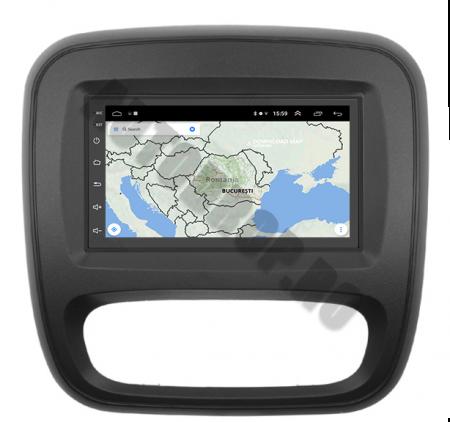 Navigatie Auto Trafic / Vivaro Android | AutoDrop.ro [10]