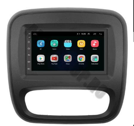 Navigatie Opel Vivaro / Renault Traffic 2014+, QUADCORE|MTK| / 2GB RAM + 32GB ROM, 7 Inch - AD-BGPVIVARO15MTK2GB2