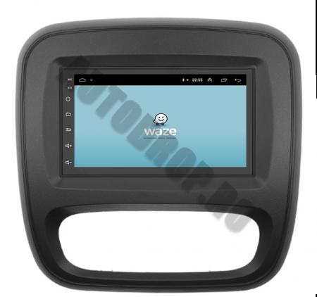 Navigatie Opel Vivaro / Renault Traffic 2014+, QUADCORE|MTK| / 2GB RAM + 32GB ROM, 7 Inch - AD-BGPVIVARO15MTK2GB17