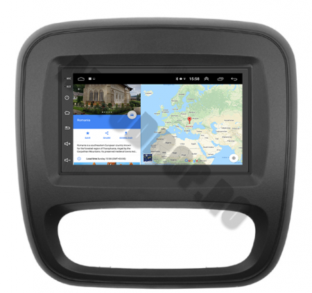Navigatie Auto Trafic / Vivaro Android | AutoDrop.ro [12]