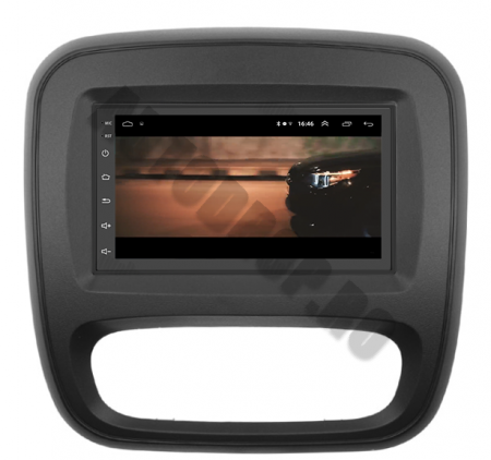 Navigatie Opel Vivaro / Renault Traffic 2014+, QUADCORE|MTK| / 2GB RAM + 32GB ROM, 7 Inch - AD-BGPVIVARO15MTK2GB15
