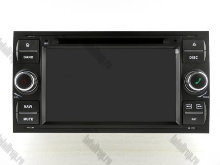 Navigatie Ford Focus/Fiesta/C-Max/S-Max/Kuga/Transit, Android 10, Quadcore|PX30| / 2GB RAM + 16GB ROM cu DVD, 7 Inch - AD-BGWFORDD7P3-B20