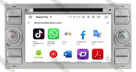 Navigatie Ford, Android, 4GB+64GB | AD-BGWFORDO7P5-S [9]