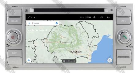 Navigatie Ford, Android, 4GB+64GB | AD-BGWFORDO7P5-S [11]