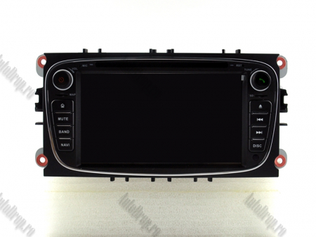 NAVIGATIE FORD FOCUS/MONDEO/S-MAX/Transit/Tourneo, ANDROID 10, Octacore|PX5| / 4GB RAM + 64GB ROM CU DVD, 7 INCH - AD-BGWFORDO7P5-B18