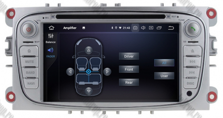 Navigatie GPS Ford Focus/Mondeo/S-max GRI | AutoDrop.ro [7]