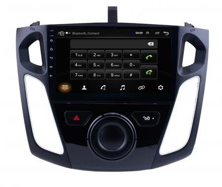 Navigatie Ford Focus 3 (2011-2019), Android 9.1, QUADCORE|MTK| / 2GB RAM + 32GB ROM, 9 Inch - AD-BGPFF3MTK2GB4