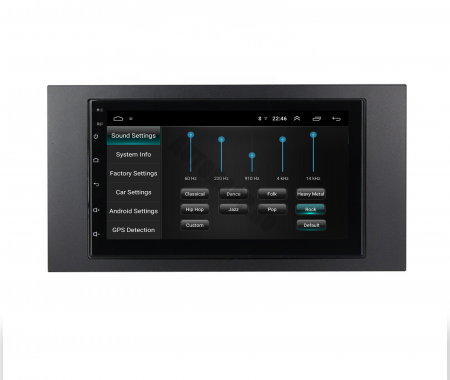 Navigatie Android Ford 2DIN 1+16GB   AutoDrop.ro [13]