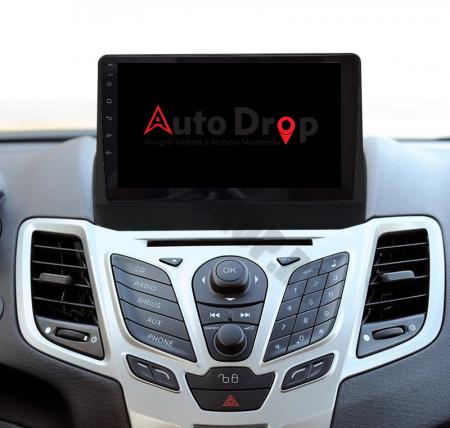 Navigatie Ford Fiesta (2009-2018), Android 9.1, QUADCORE|MTK| / 2GB RAM + 32GB ROM, 9 Inch - AD-BGPFSTMTK2GB15