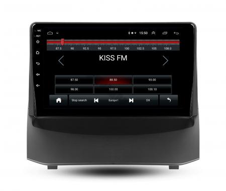Navigatie Ford Fiesta (2009-2018), Android 9.1, QUADCORE|MTK| / 2GB RAM + 32GB ROM, 9 Inch - AD-BGPFSTMTK2GB1