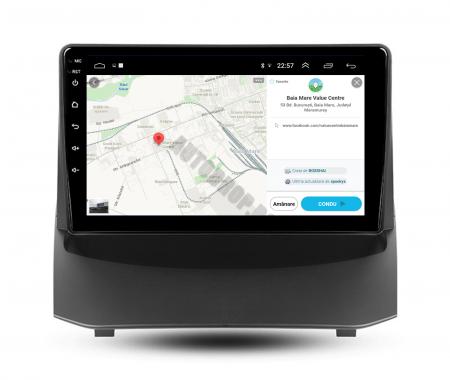 Navigatie Ford Fiesta (2009-2018), Android 9.1, QUADCORE|MTK| / 2GB RAM + 32GB ROM, 9 Inch - AD-BGPFSTMTK2GB10