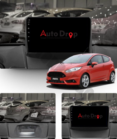 Navigatie Android Ford Fiesta 2009-2018 | AutoDrop.ro [16]