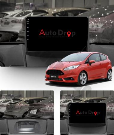 Navigatie Ford Fiesta (2009-2018), Android 9.1, QUADCORE|MTK| / 2GB RAM + 32GB ROM, 9 Inch - AD-BGPFSTMTK2GB16