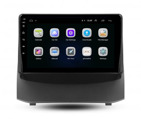 Navigatie Ford Fiesta (2009-2018), Android 9.1, QUADCORE|MTK| / 2GB RAM + 32GB ROM, 9 Inch - AD-BGPFSTMTK2GB3