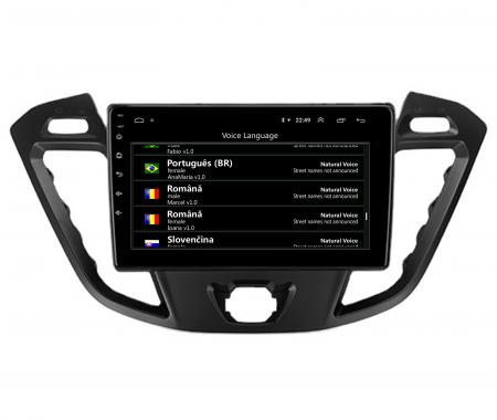 Navigatie Android 10 Ford Transit / Tourneo | AutoDrop.ro [8]