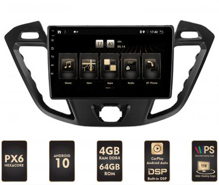 Navigatie Android 10 Ford Transit / Tourneo | AutoDrop.ro [0]
