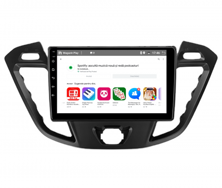 Navigatie Android 10 Ford Transit / Tourneo | AutoDrop.ro [10]