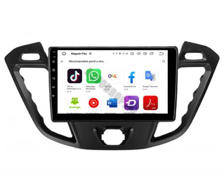 Navigatie Android Ford Transit / Tourneo | AutoDrop.ro [5]