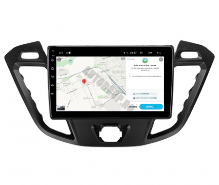 Navigatie Android Ford Transit / Tourneo 2GB | AutoDrop.ro [8]