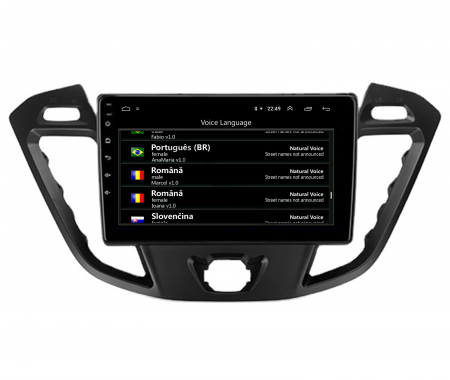 Navigatie Android Ford Transit / Tourneo 2GB | AutoDrop.ro [11]