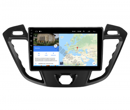 Navigatie Android Ford Transit / Tourneo | AutoDrop.ro [9]