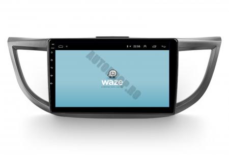 Navigatie Honda CRV (2011-2016), Android 9.1, QUADCORE|MTK| / 2GB RAM + 32 ROM, 10.1 Inch - AD-BGPCRV14MTK2GB11