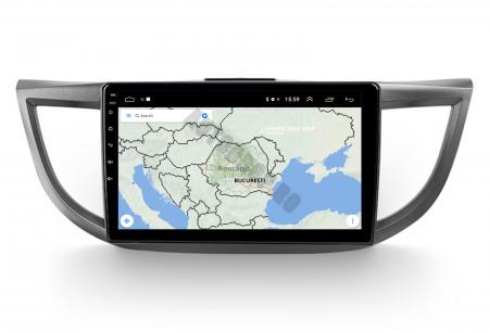Navigatie Honda CRV (2011-2016), Android 9.1, QUADCORE MTK  / 2GB RAM + 32 ROM, 10.1 Inch - AD-BGPCRV14MTK2GB13