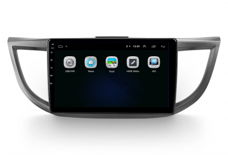 Navigatie Honda CRV (2011-2016), Android 9.1, QUADCORE MTK  / 2GB RAM + 32 ROM, 10.1 Inch - AD-BGPCRV14MTK2GB4