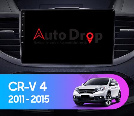 Navigatie Honda CRV (2011-2016), Android 9.1, QUADCORE|MTK| / 2GB RAM + 32 ROM, 10.1 Inch - AD-BGPCRV14MTK2GB17