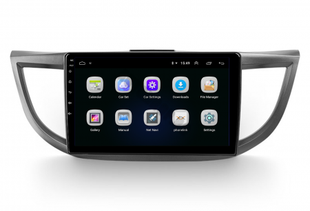 Navigatie Honda CRV (2011-2016), Android 9.1, QUADCORE|MTK| / 2GB RAM + 32 ROM, 10.1 Inch - AD-BGPCRV14MTK2GB3