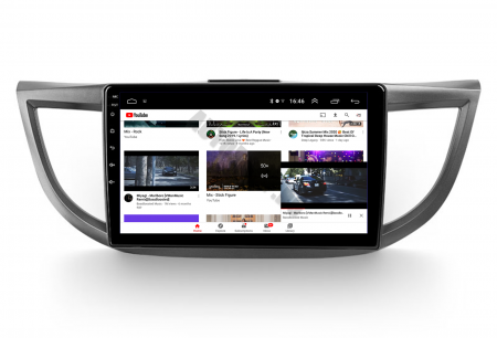 Navigatie Honda CRV (2011-2016), Android 9.1, QUADCORE MTK  / 2GB RAM + 32 ROM, 10.1 Inch - AD-BGPCRV14MTK2GB10