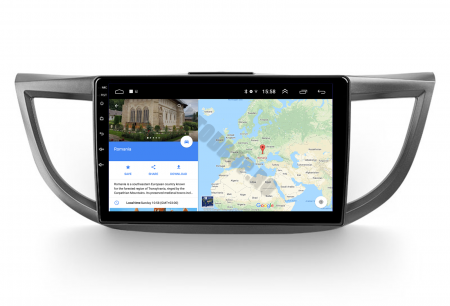 Navigatie Honda CRV (2011-2016), Android 9.1, QUADCORE MTK  / 2GB RAM + 32 ROM, 10.1 Inch - AD-BGPCRV14MTK2GB14
