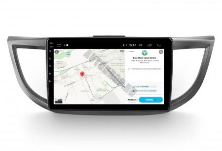 Navigatie Honda CRV (2011-2016), Android 9.1, QUADCORE MTK  / 2GB RAM + 32 ROM, 10.1 Inch - AD-BGPCRV14MTK2GB12