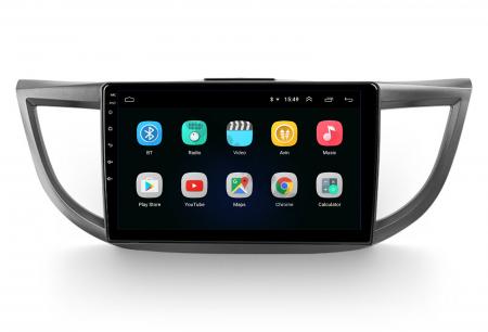 Navigatie Honda CRV (2011-2016), Android 9.1, QUADCORE MTK  / 2GB RAM + 32 ROM, 10.1 Inch - AD-BGPCRV14MTK2GB2