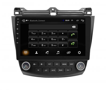Navigatie Honda Accord 7 (2005-2008), Android 9.1, QUADCORE|MTK| / 1GB RAM + 16 ROM, 10.1 Inch - AD-BGPACCORD7MTK4