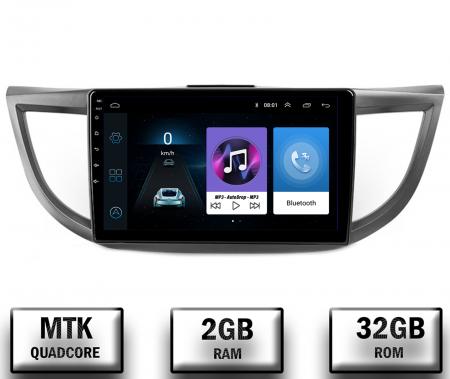 Navigatie Honda CRV (2011-2016), Android 9.1, QUADCORE MTK  / 2GB RAM + 32 ROM, 10.1 Inch - AD-BGPCRV14MTK2GB0