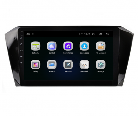 Navigatie Volkswagen Passat B8, Android 9.1, QUADCORE|MTK| / 2GB RAM + 32GB ROM, 10.1 Inch - AD-BGPVWB8MTK2GB3