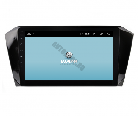 Navigatie Volkswagen Passat B8, Android 9.1, QUADCORE|MTK| / 2GB RAM + 32GB ROM, 10.1 Inch - AD-BGPVWB8MTK2GB12