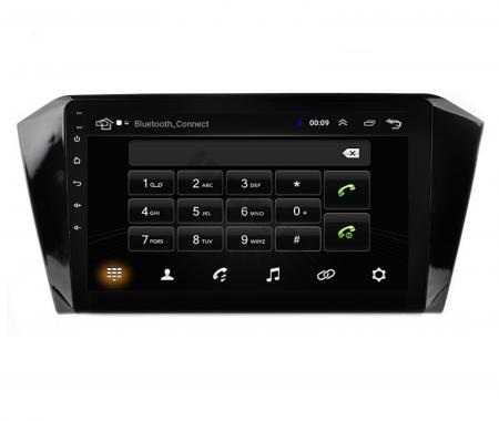 Navigatie Volkswagen Passat B8, Android 9.1, QUADCORE|MTK| / 2GB RAM + 32GB ROM, 10.1 Inch - AD-BGPVWB8MTK2GB7