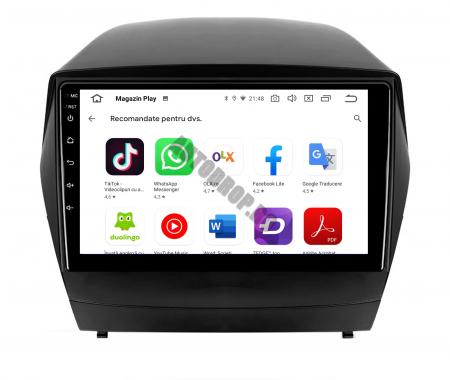 Navigatie Android 10 Hyundai IX35 PX6   AutoDrop.ro [8]