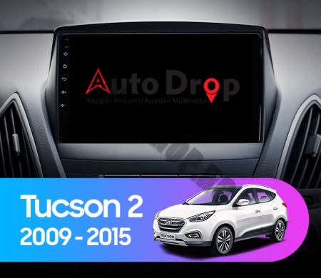 Navigatie Android 10 Hyundai IX35 PX6   AutoDrop.ro [20]