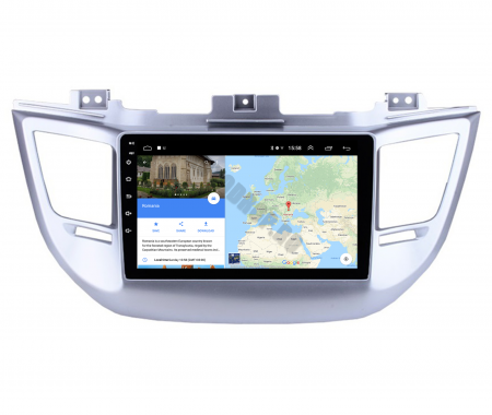 Navigatie Android Tucson 2015-2019 | AutoDrop.ro [10]