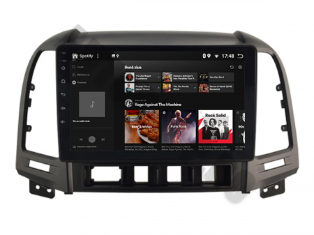 Navigatie Android Hyundai Santa Fe PX6   AutoDrop.ro [15]