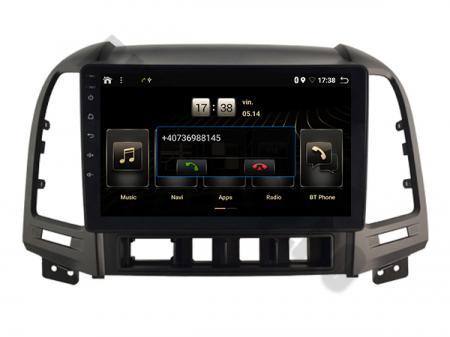 Navigatie Android Hyundai Santa Fe PX6   AutoDrop.ro [5]