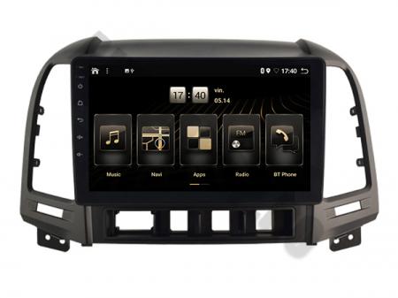 Navigatie Android Hyundai Santa Fe PX6   AutoDrop.ro [1]